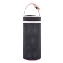 Porte Biberon Isotherme Cambrass de couleur Rose-detail