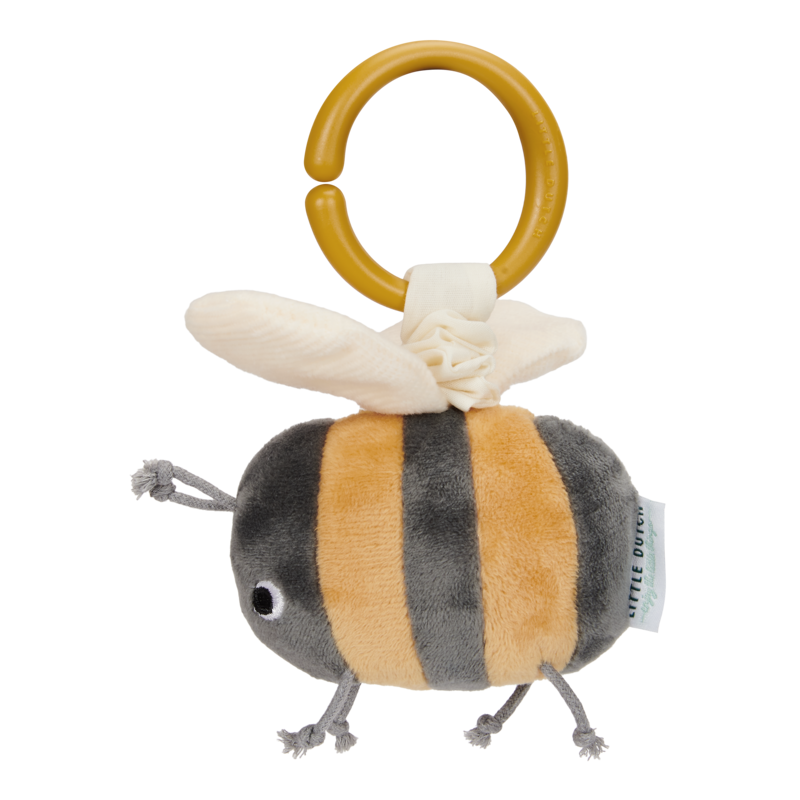 Hochet vibrant abeille Little Dutch