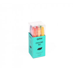 Boite de Crayons Gels OMY-detail