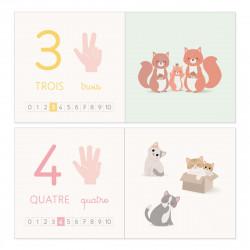 livre pour enfants pour  apprendre les chiffres-detail