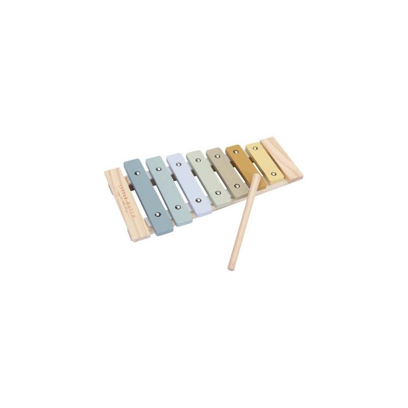 xylophone bleu Little dutch