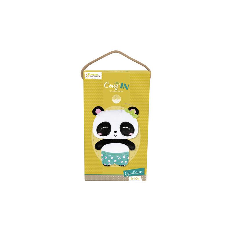 Little couz'in, Gustave le panda avenue mandarine