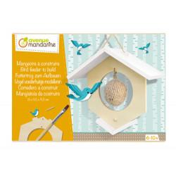 Boite créative mangeoire oiseau avenue mandarine-detail