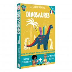 Loisirs créatifs dinosaures de l'atelier imaginaire-detail