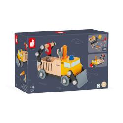 Camion de chantier Janod-detail