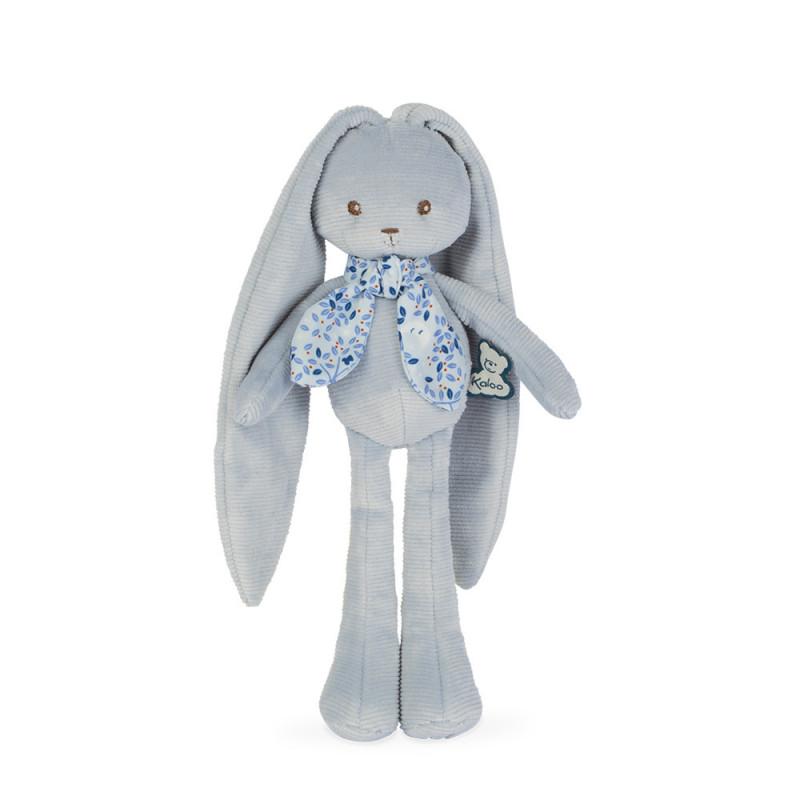 Peluche Pantin lapin bleu - petit de la marque Kaloo