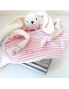 Doudou bébé : fille ou garçon, doudous personnalisés (Achat)